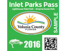 2016 Annual Inlet Parks Pass