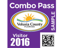 "2016 Annual  Visitor ""Combo"" Beach/Inlet Pass"