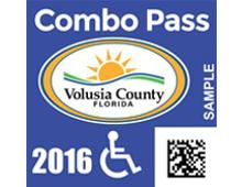 "2016 Annual Handicap ""Combo"" Beach & Inlet Parks Pass"