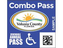Renewable Annual Handicap Combo Pass