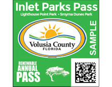 Renewable Annual Inlet Parks Pass