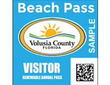 Renewable Annual Visitor Beach Pass